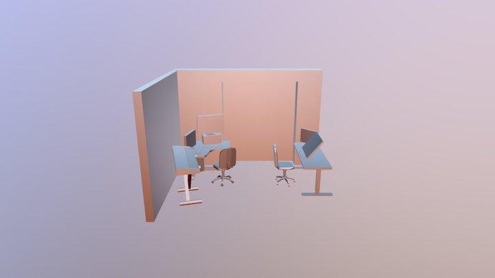 Doig & Swift Studios 3D Model