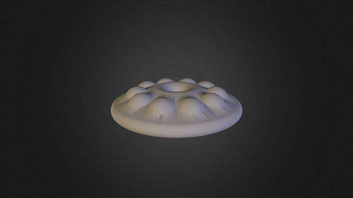 1 Rate 3D Model