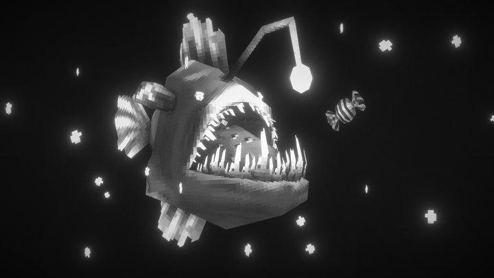 Bait | 3D Inktober 2019 3D Model