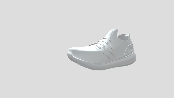 Ultra boost 19 adidas 3D Model