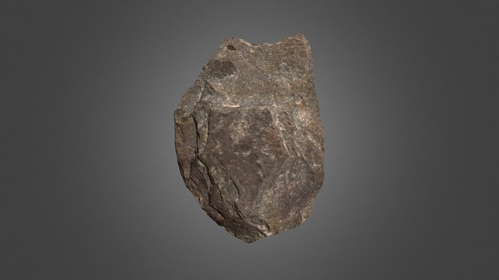 Cleaver (Galería site, Atapuerca) 3D Model