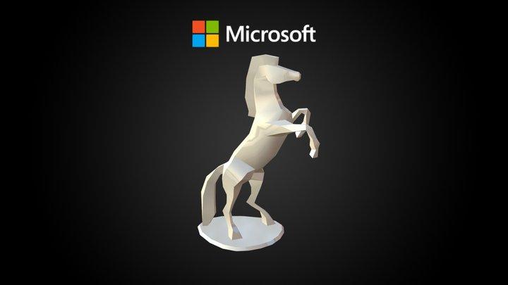 Bronco 3D Model