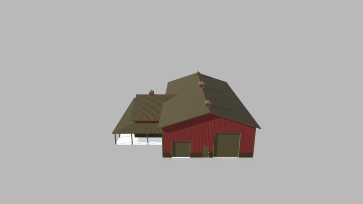 d berry 2 3D Model