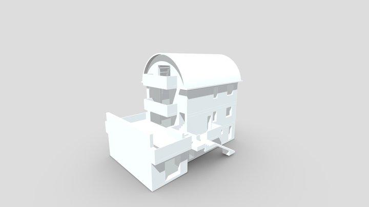 Progettazione 3D AR Demo 3D Model