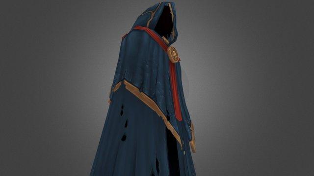 Demonic Priest 3D Model