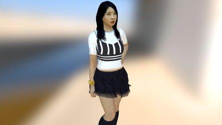 Mozzihyun 3D Model