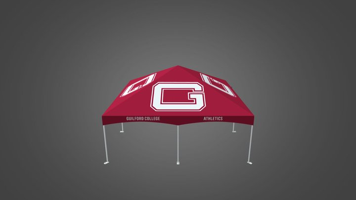 Guilford College Athletics-129919 3D Model