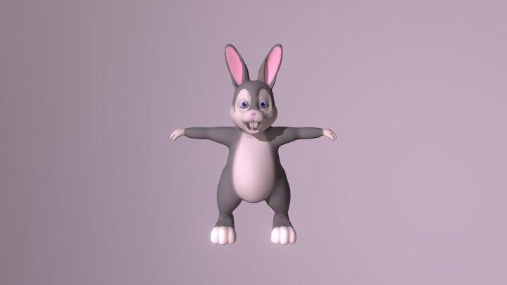 Rabbit - Test 3D Model