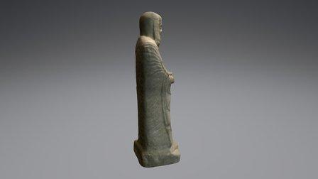 Gran Dama Oferente 3D Model