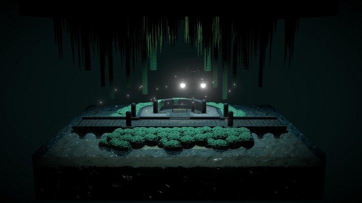 Final Setting - Hollow Knight 3D Model
