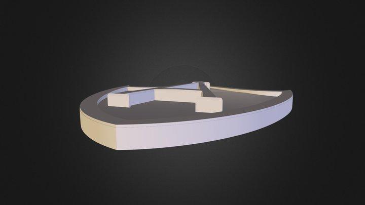 Logo Ale 3D Model