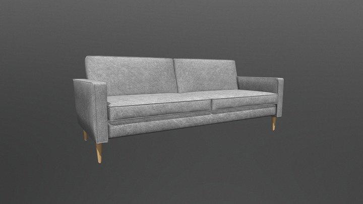 Wind 03 3D Model