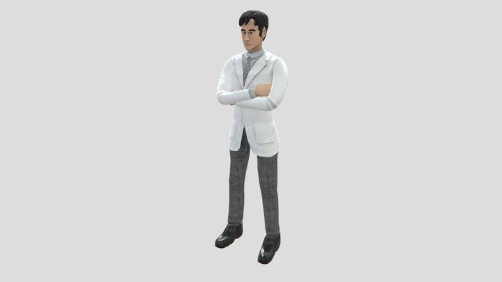 Dr Hilmatrix 3D Model