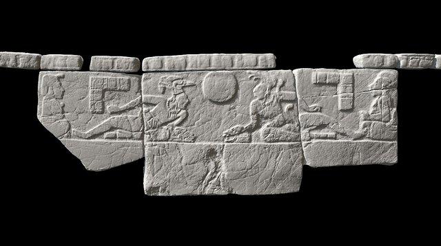 Panel 1, Quirigua 3D Model