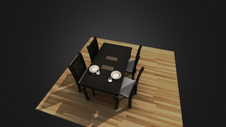 IBERA Comedor 3D Model