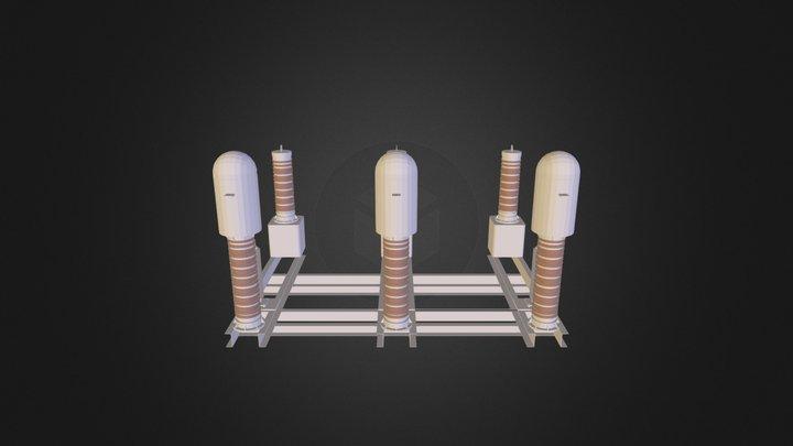 Transf 3D Model