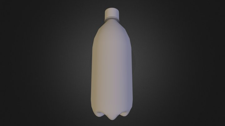 BOTELLA 3D Model