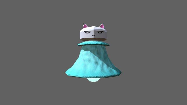 GlitchHitch_PlayerModel 3D Model