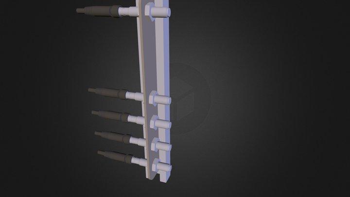listwa 3D Model