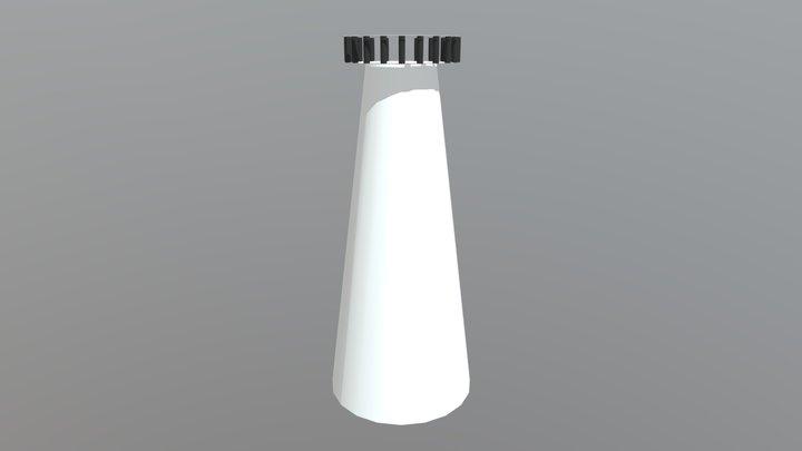 Lighthouse Base 3D Model