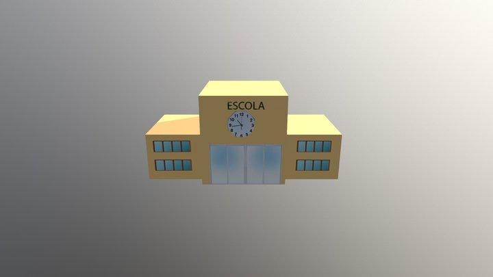 Escola 3D Model
