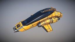 RI Tomahawk SO (Spec Ops) 3D Model