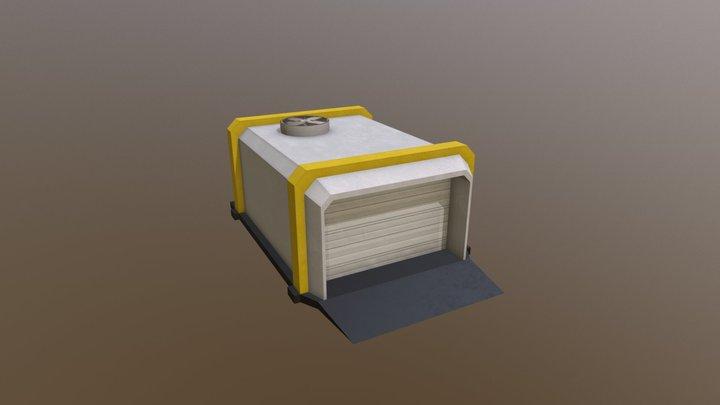 RTS garage 3D Model