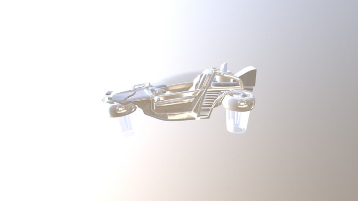 Personal Time Machine 3D Model