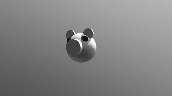 memroy head 3D Model