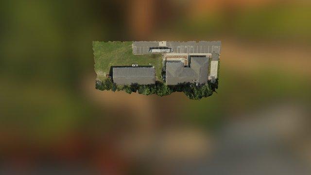 Roof2 3D Model