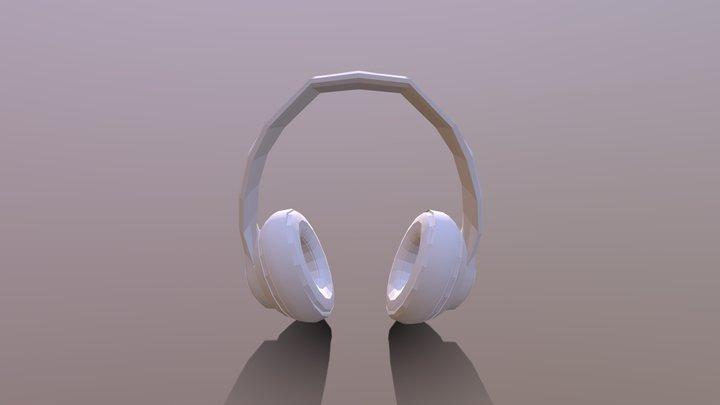 Headphone A 3D Model
