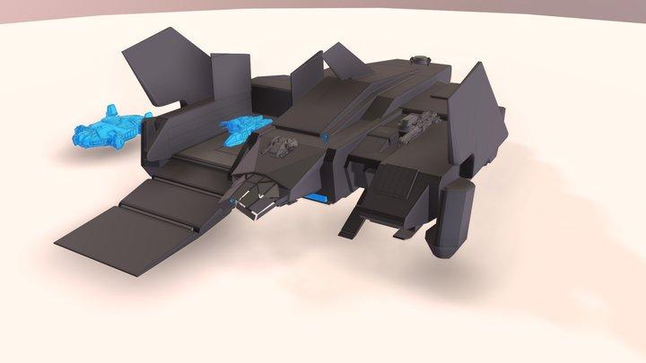 Yugamoro 3D Model