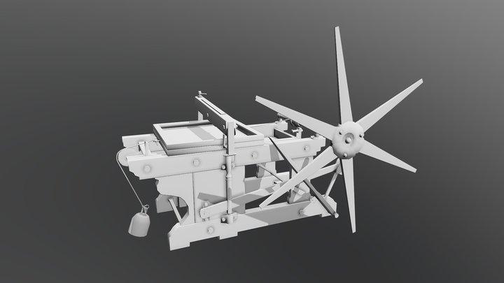 Lithograaf 3D Model
