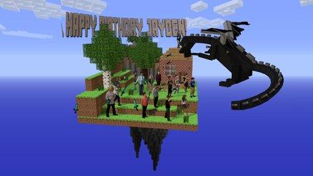 Happy Birthday Jayden!!!! 3D Model
