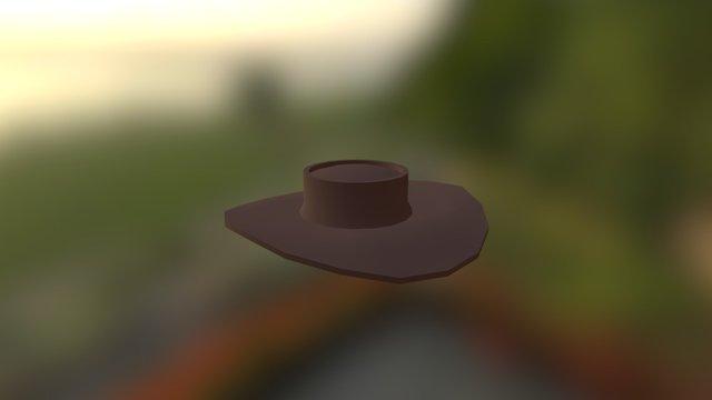 My Cowboy Hat 3D Model