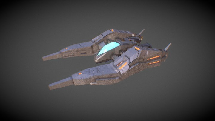 Joseph Velasquez :: 2 3D Model