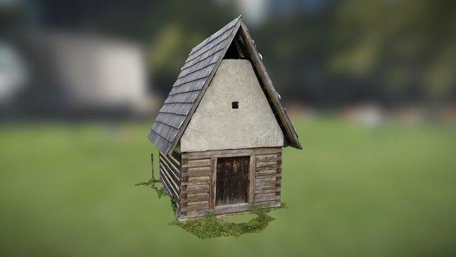 Domcek House 3D Model