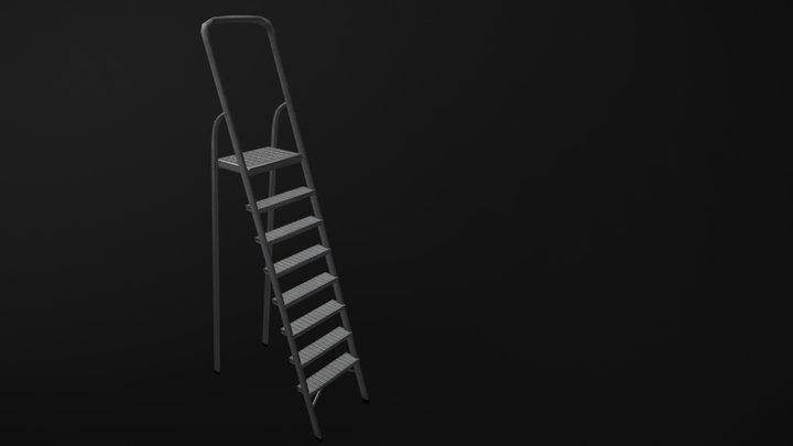 ladder_2 3D Model
