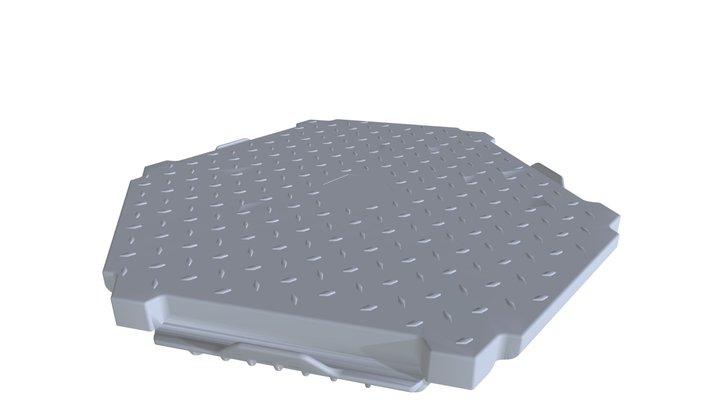HexaDeck® 3D Model