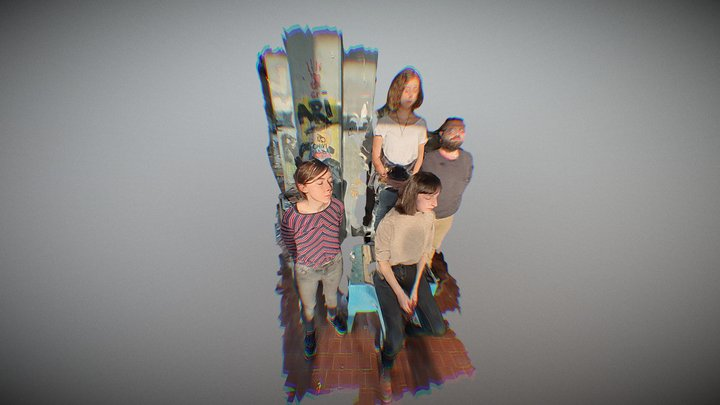 My beautiful 3D reconstruction 3D Model