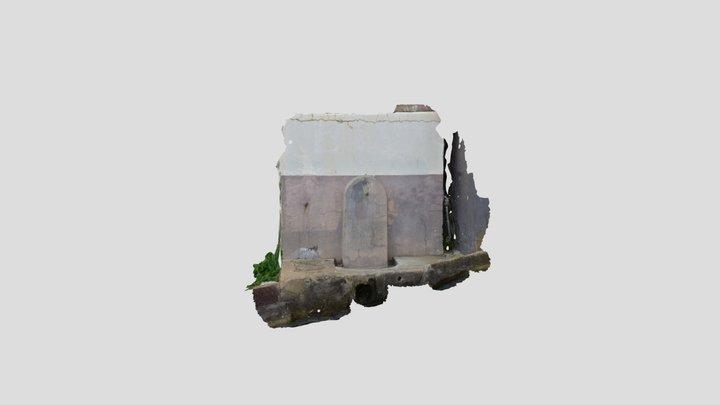 Studna nenaska 3D Model