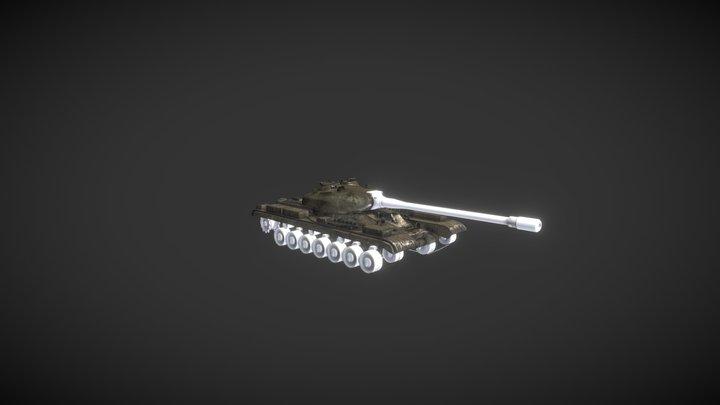 50TP 3D Model