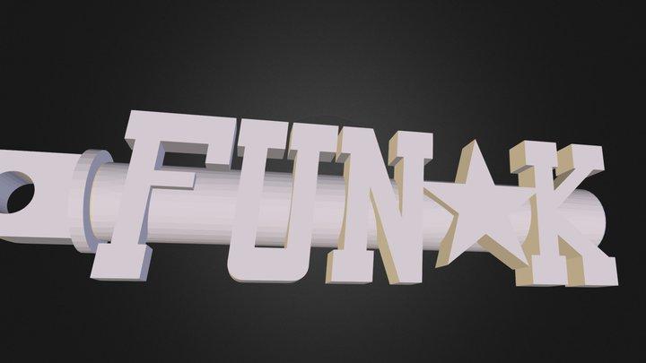 FUN_K_PEDAL_ORIGINAL 3D Model