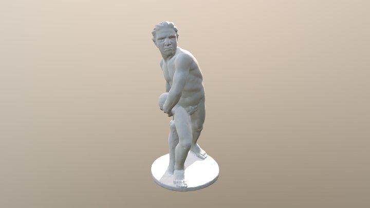 La Volata Lowpoly 3D Model
