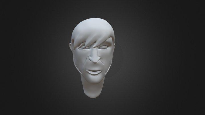GASTON 3D Model