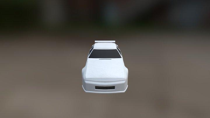 Thunderbird LP WIP 3D Model