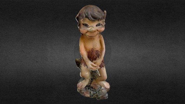Goblin (version Three) 3D Model