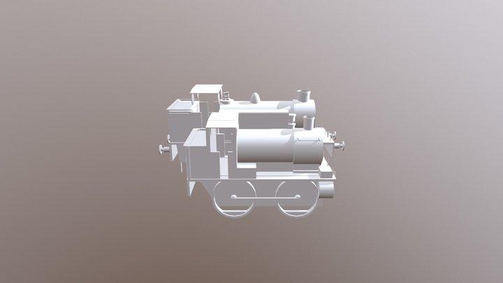 Thomas An Percy 3D Model