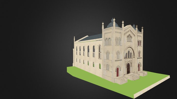 gliwice 3D Model