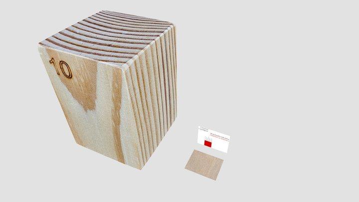 Kocka_10 3D Model